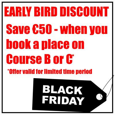 Black Friday - Colaiste O Direain - Irish Summer College - Gaeltacht - Aran Islands Galway