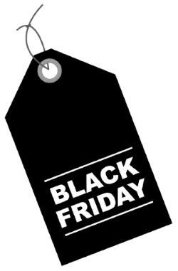 Black Friday Tag W250 - Colaiste O Direain - Irish Summer College - Gaeltacht - Aran Islands - Galway